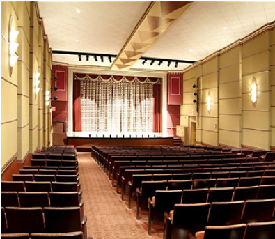 Dallas Theatre After - Performance Hall