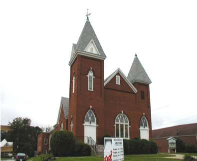 First Baptist Before