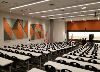 Lecture Hall - Georgia Tech