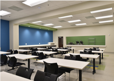 Union City CC After - Classroom